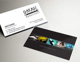 #12 para Design some Business Cards for Garage Handplanes por ezesol