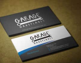 nº 28 pour Design some Business Cards for Garage Handplanes par HammyHS