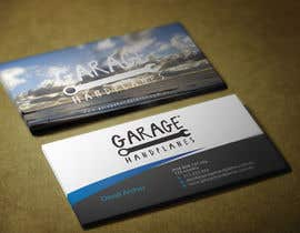 #29 para Design some Business Cards for Garage Handplanes por HammyHS