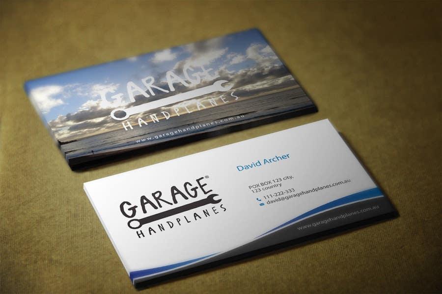 Bài tham dự cuộc thi #30 cho Design some Business Cards for Garage Handplanes