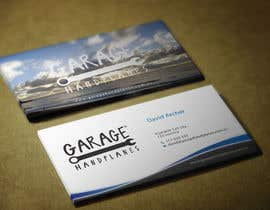 #30 para Design some Business Cards for Garage Handplanes por HammyHS