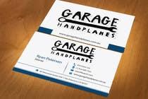 Bài tham dự #21 về Graphic Design cho cuộc thi Design some Business Cards for Garage Handplanes