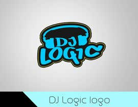 nº 25 pour Design a Logo for Dj Logic par JustBananas