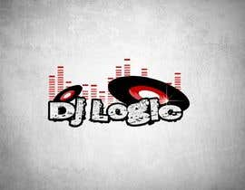 nº 33 pour Design a Logo for Dj Logic par WameleonDesign