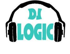 Nro 12 kilpailuun Design a Logo for Dj Logic käyttäjältä arhitektango