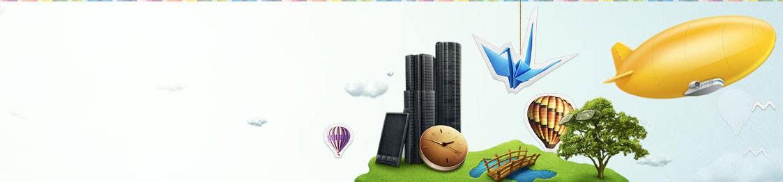 #49 for Travel website header banner redesign by gaf001