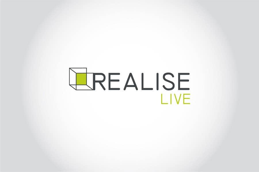 Inscrição nº 362 do Concurso para Logo Design for Realise Live Ltd - Design & Production Agency