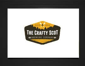 #6 para Develop a Corporate Identity for The Crafty Scot, Bar & Whisky/Craft Beer Shop por basemamer