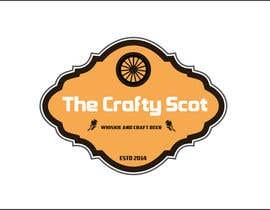 #18 para Develop a Corporate Identity for The Crafty Scot, Bar & Whisky/Craft Beer Shop por radosavcevn