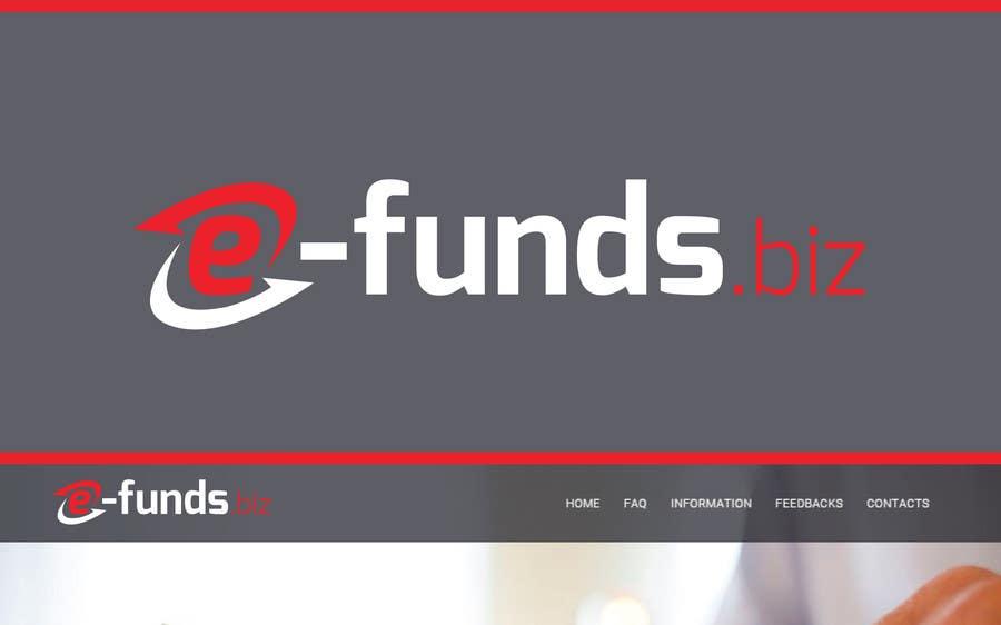 Kilpailutyö #23 kilpailussa Design a Logo for https://e-funds.biz/
