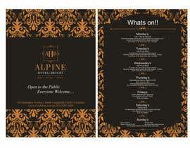 Nro 55 kilpailuun Design a Logo for Alpine Hotel Bright -- 2 käyttäjältä Deveshyadav583
