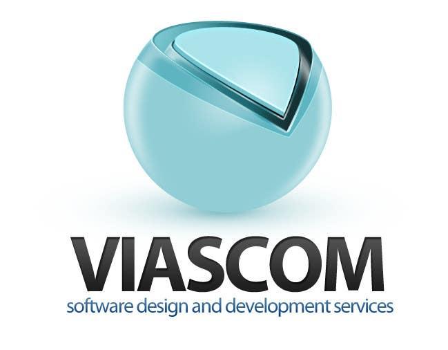 """Konkurrenceindlæg #766 for Logo design for software company """"Viascom"""""""