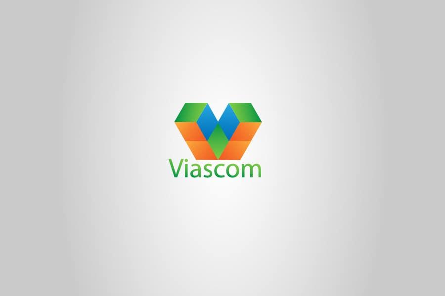 """Konkurrenceindlæg #755 for Logo design for software company """"Viascom"""""""