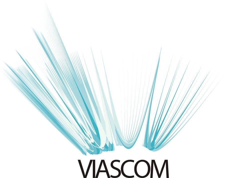"""Konkurrenceindlæg #853 for Logo design for software company """"Viascom"""""""