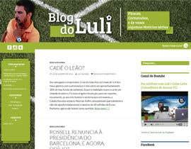 Nro 28 kilpailuun Topo (Header) de um Blog em Wordpress käyttäjältä lucaszrbt