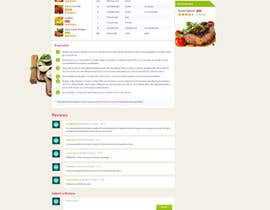 #22 for Recipe Website af mateuszwozniak