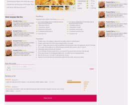 #27 for Recipe Website by maxbt