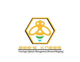 Nro 65 kilpailuun Design a Logo for Bees Knees käyttäjältä birhanedangew