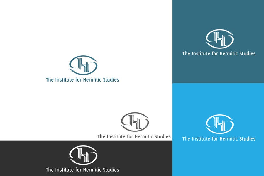 Proposition n°33 du concours Design a Logo for the Institute for Hermitic Studies