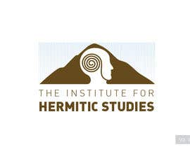 noninoey tarafından Design a Logo for the Institute for Hermitic Studies için no 27