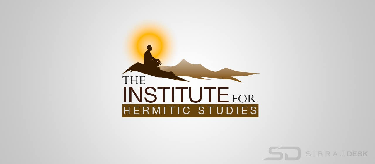 Proposition n°43 du concours Design a Logo for the Institute for Hermitic Studies