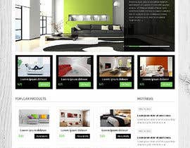 #6 for Design a Website Mockup for Magento e-shop by shrigenesiss