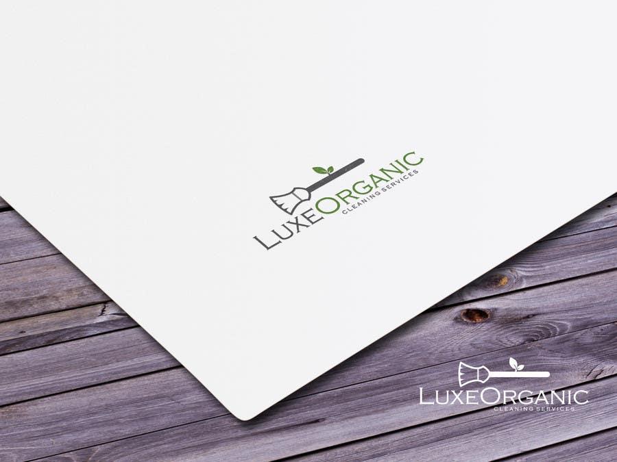 Inscrição nº 70 do Concurso para Design a Logo for a Luxury Organic Cleaning Company