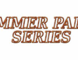 nº 31 pour Summer Party Series Logo par burhan102
