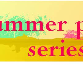 #1 para Summer Party Series Logo por ronalksharma