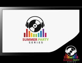 #20 para Summer Party Series Logo por Dreamofdesigners