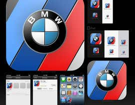#18 for Design logo for BMW Club App by desislavsl
