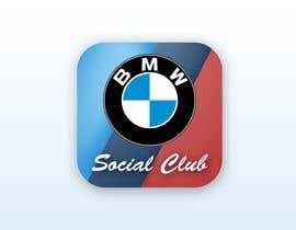 tasarimabi tarafından Design logo for BMW Club App için no 1