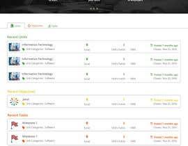 Nro 14 kilpailuun Design a 4-page Website Mockup for a Collaborative website käyttäjältä doomshellsl