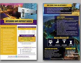 Nro 13 kilpailuun Design a Flyer - IRA/SDB käyttäjältä m99