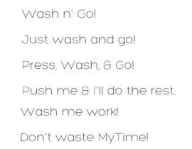 mhmcoll90 tarafından Tagline for promoting my washing machine için no 28