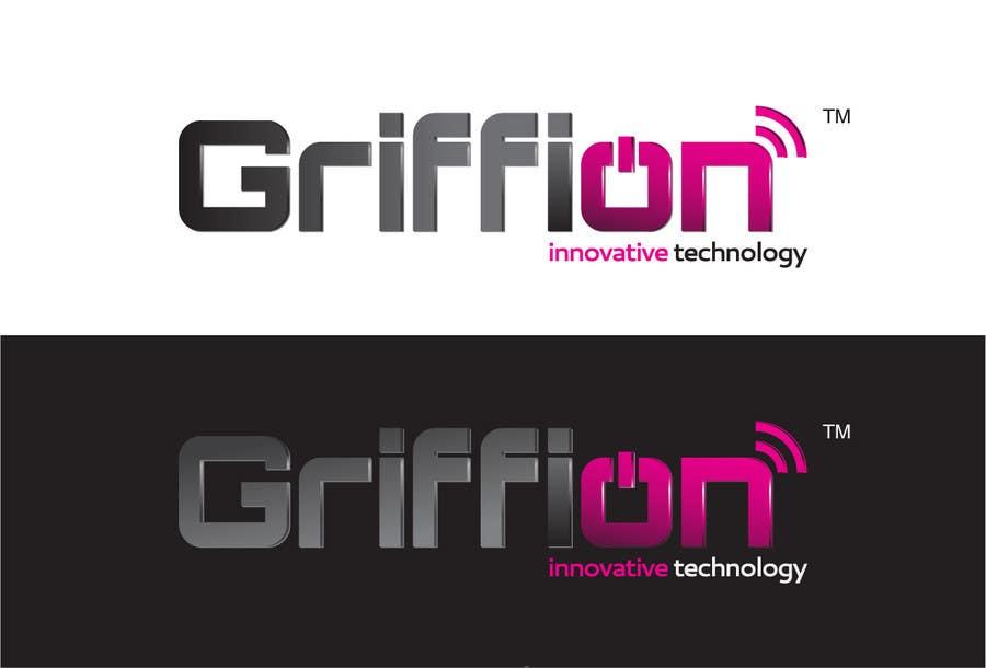 """Inscrição nº                                         396                                      do Concurso para                                         Logo Design for innovative and technology oriented company named """"GRIFFION"""""""