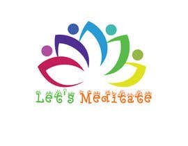 #55 para Design a Logo for Meditation Events por jonamino
