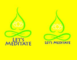 #41 para Design a Logo for Meditation Events por my75