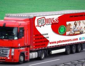 #46 untuk Box Truck Wrap Design oleh maxidesigner