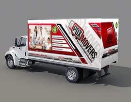#52 untuk Box Truck Wrap Design oleh Arina95
