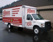 #5 for Box Truck Wrap Design by majajni
