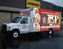 #24 for Box Truck Wrap Design by igraphicdesigner