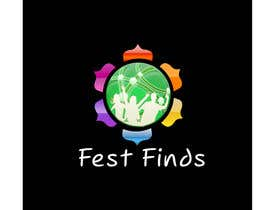 #145 для Logo Design for FestFinds.com от jonathanfilbert