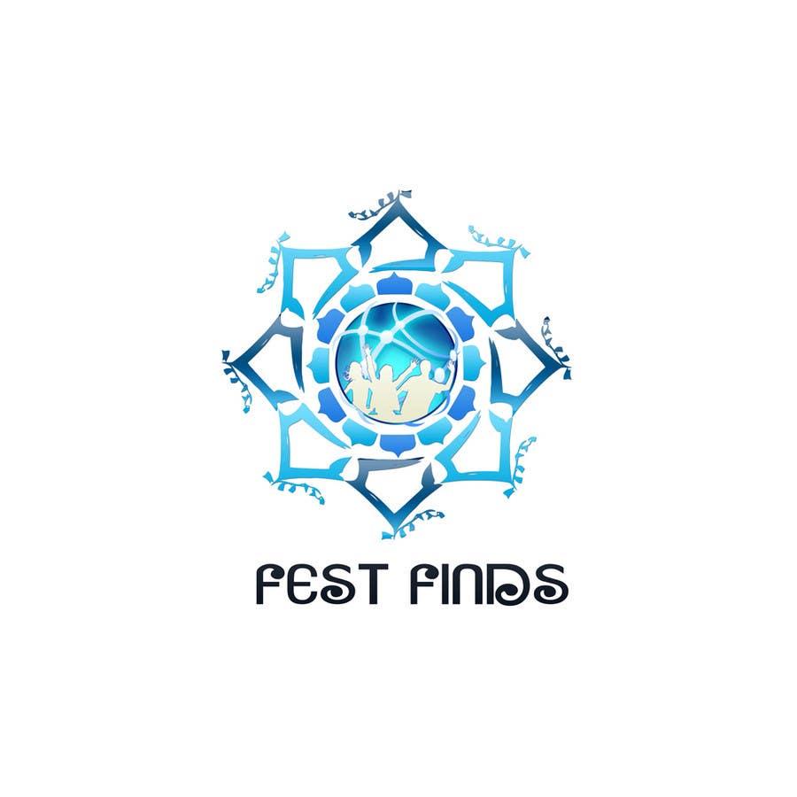 Konkurrenceindlæg #34 for Logo Design for FestFinds.com