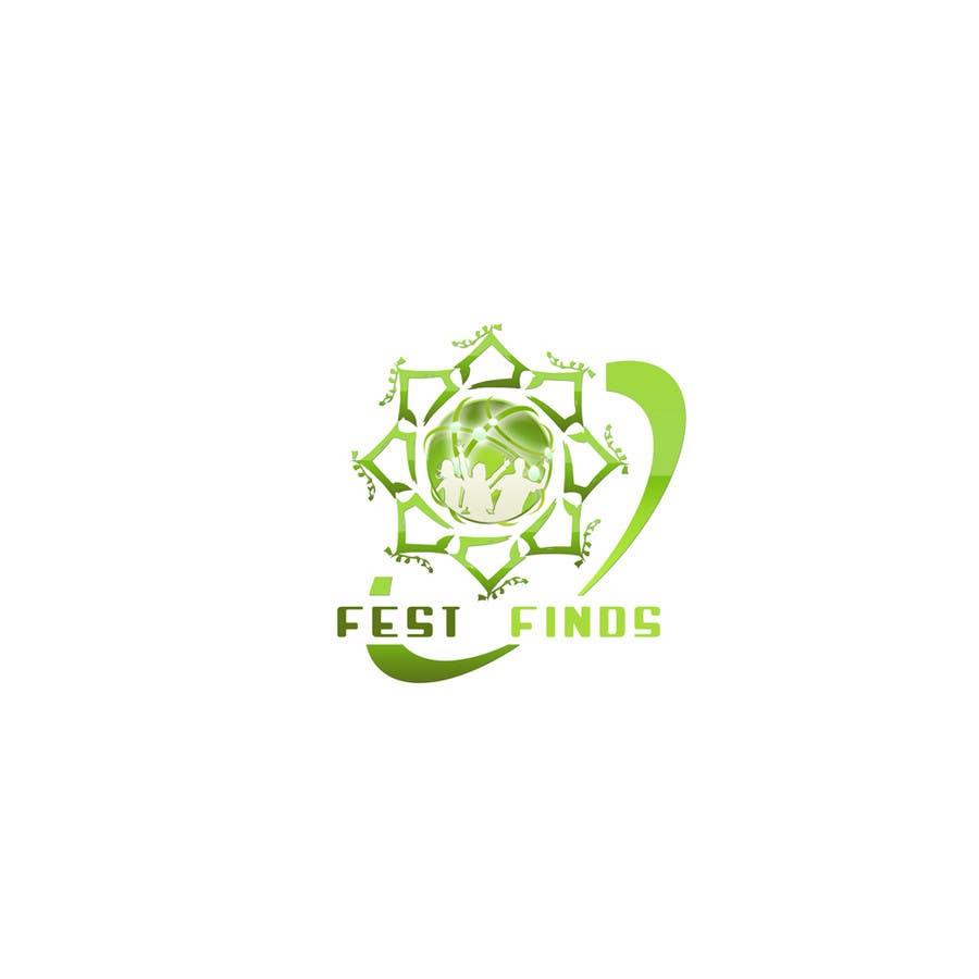 Konkurrenceindlæg #52 for Logo Design for FestFinds.com
