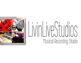 #173 for Design a Logo for LivinLIveStudios Musical Recording Studio by onairos017