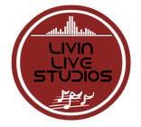 Bài tham dự #89 về Graphic Design cho cuộc thi Design a Logo for LivinLIveStudios Musical Recording Studio
