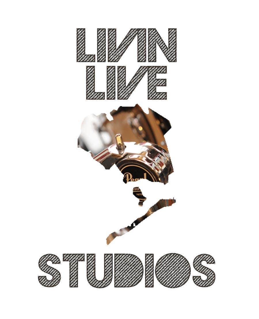 Bài tham dự cuộc thi #                                        174                                      cho                                         Design a Logo for LivinLIveStudios Musical Recording Studio