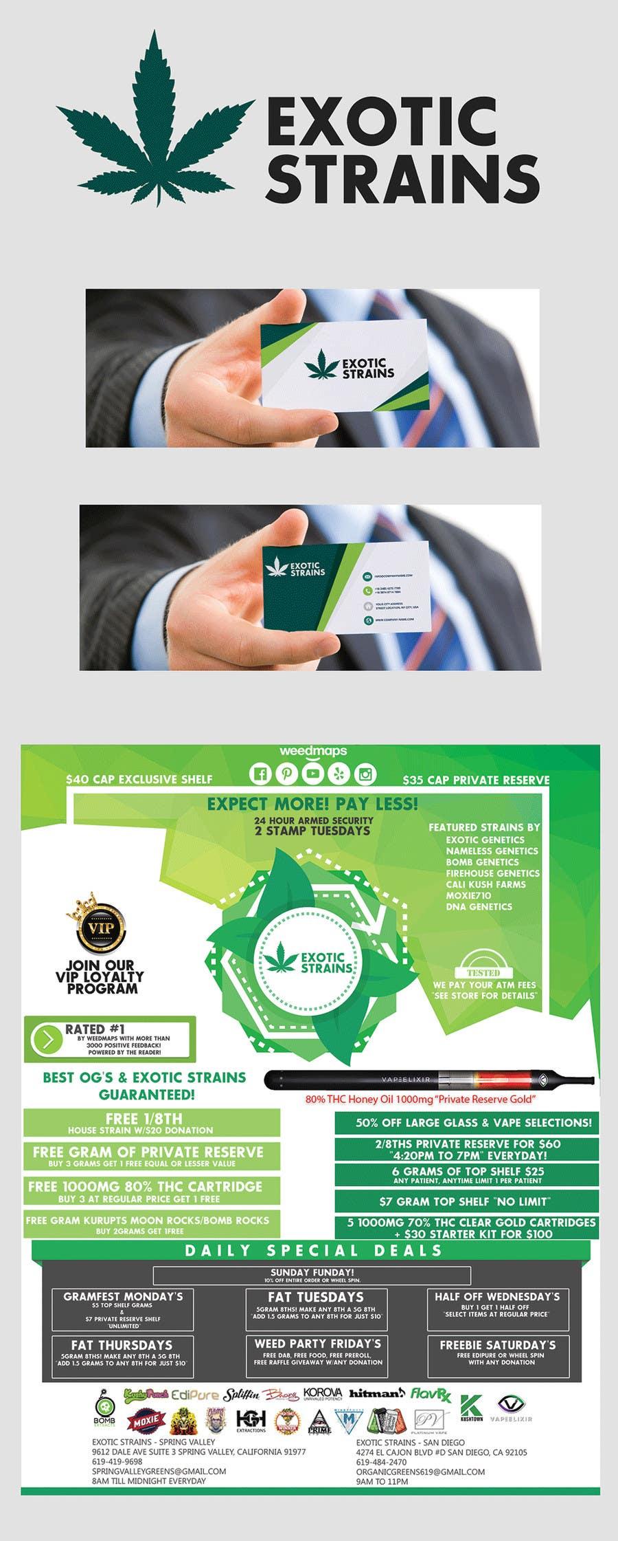 Entry #16 by medjaize for Design Flyers & Business cards | Freelancer