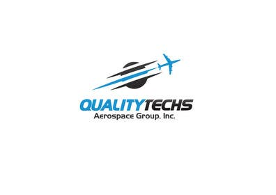 paxslg tarafından Design a Logo for Quality Techs Aerospace Group, Inc. için no 340